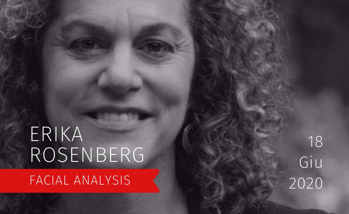 Erika Rosenberg, Facial Recognition: 18 giugno 2020