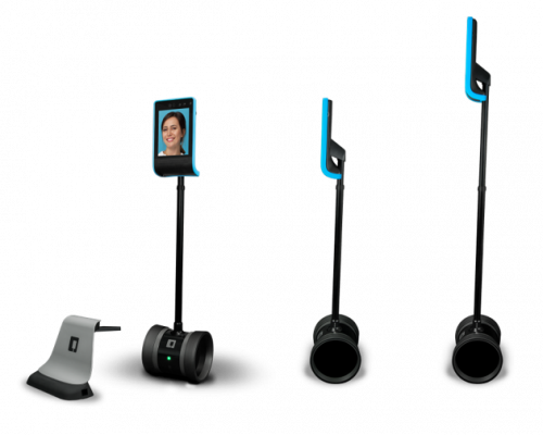 Double 3: Robotic Telepresence For Business