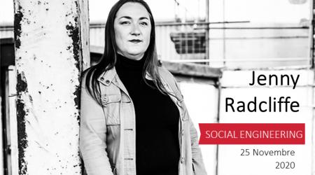 Jenny Radcliffe: 25 novembre 2020