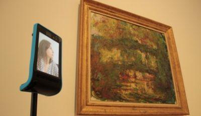 Robotic-presence-musei