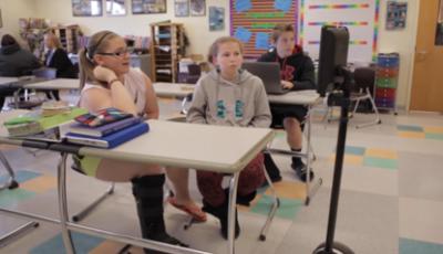 Robotic-presence-scuole